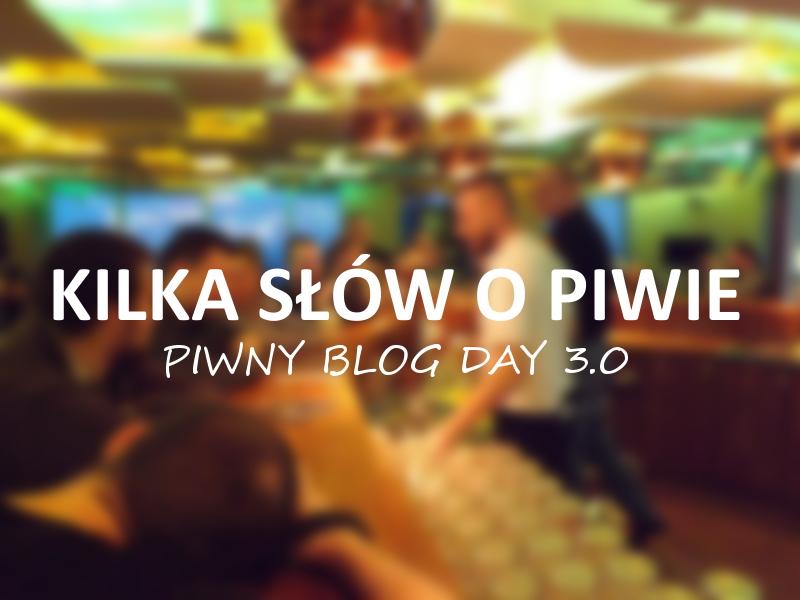 piwny blog day