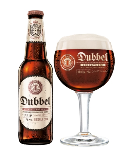Dubbel Cieszynski+goblet