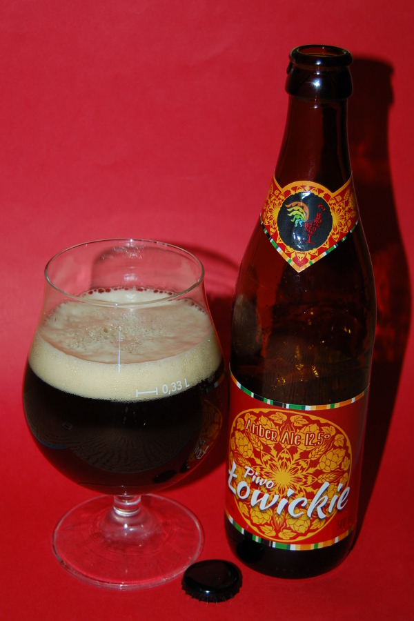Łowickie Amber Ale (1)