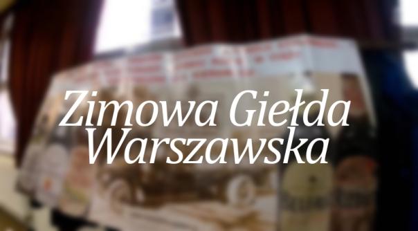 XVI Zimowa Giełda Warszawska