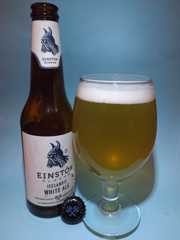 Einstok Olgerd White Ale (1)