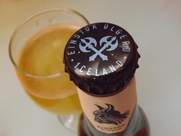 Einstok Olgerd White Ale (2)
