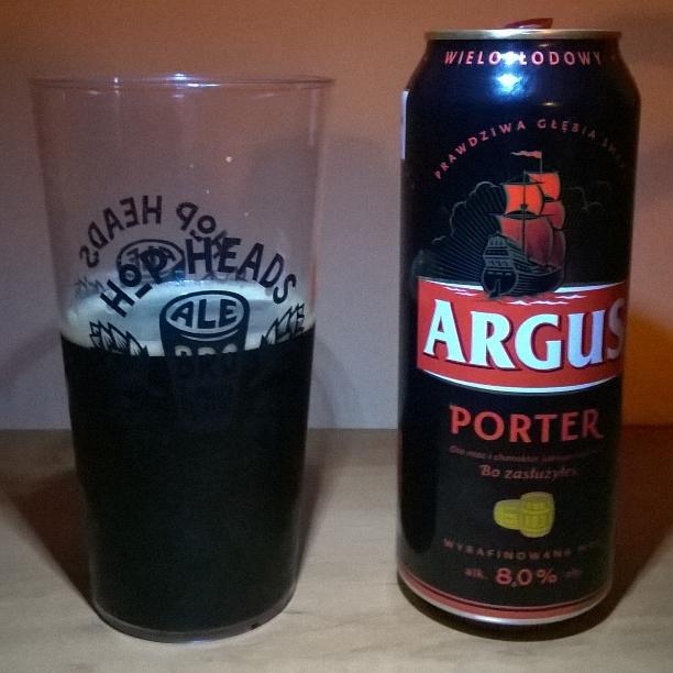 argus porter