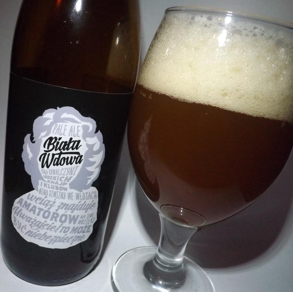 Biała Wdowa Piwoteka (2)
