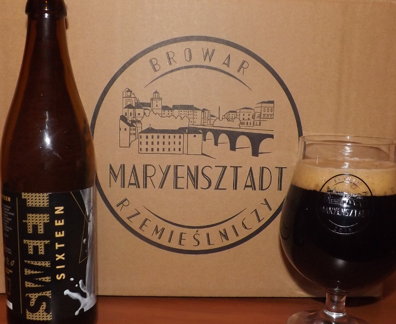 Maryensztadt Sweet Stout (2)