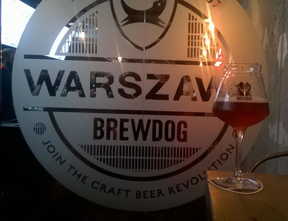 Brewdog Warszawa (2)