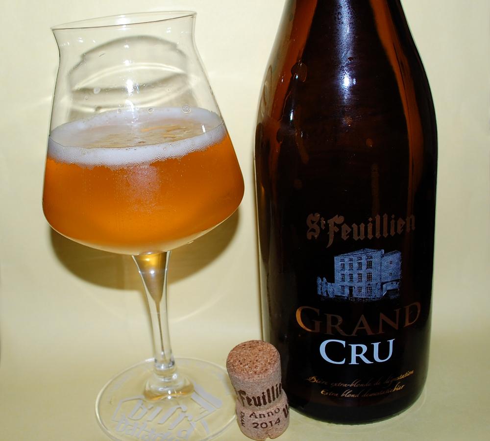 St Feuillien Grand Cru (1)