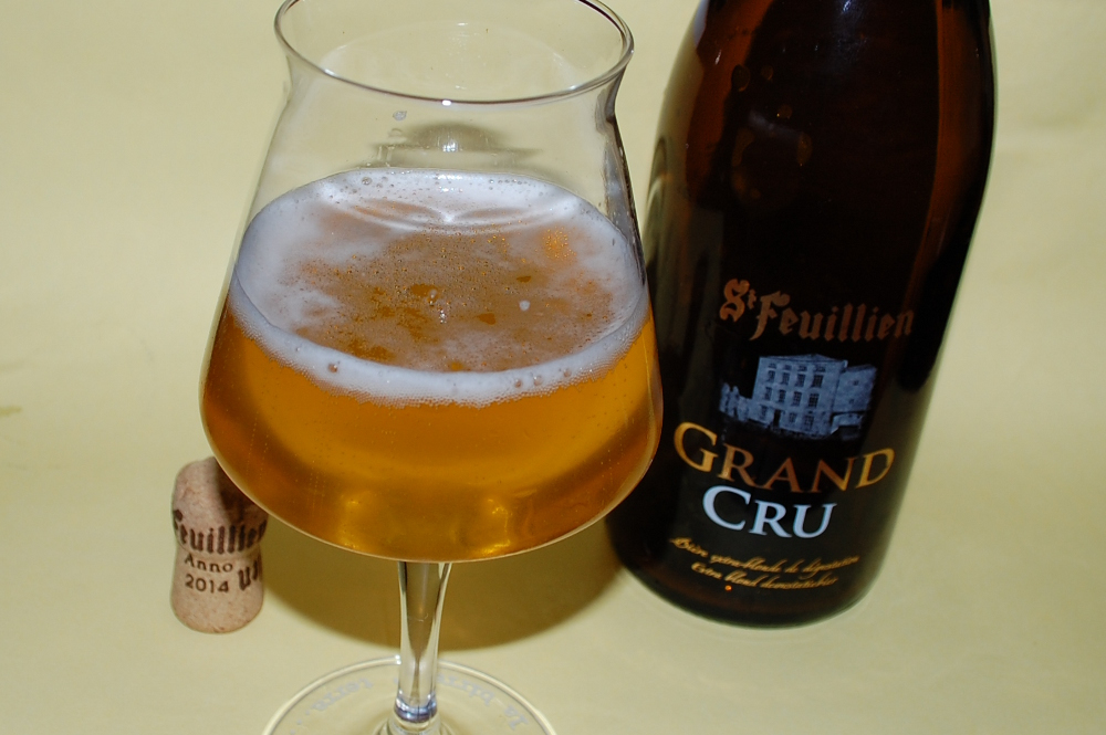 St Feuillien Grand Cru (2)