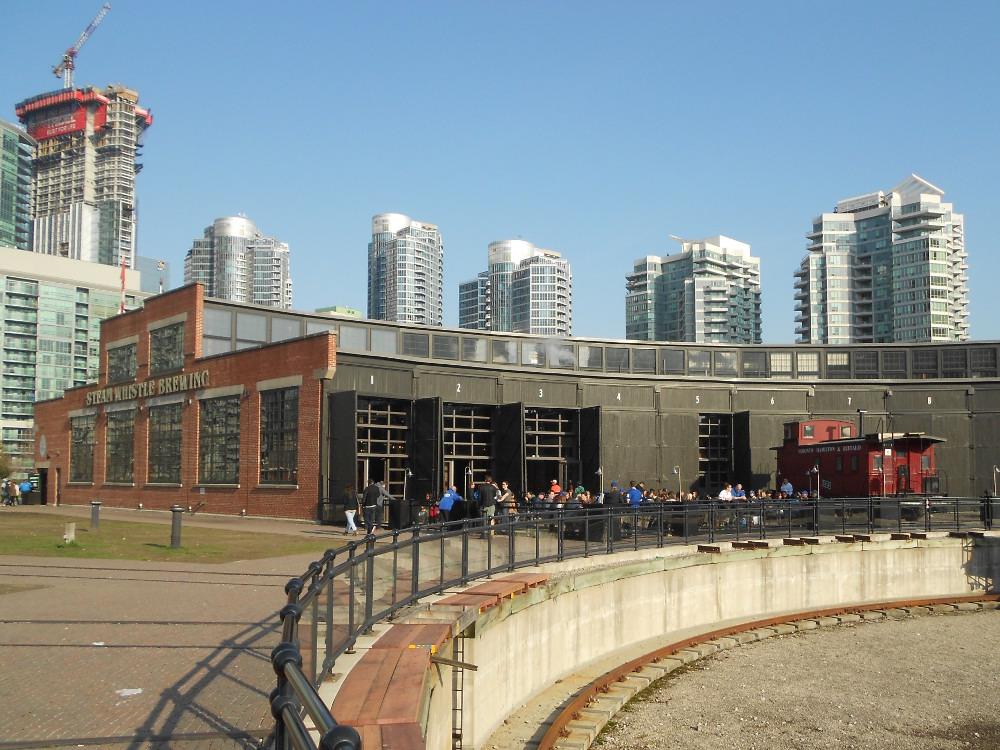 Steam Whistle Brewing Toronto (1).JPG