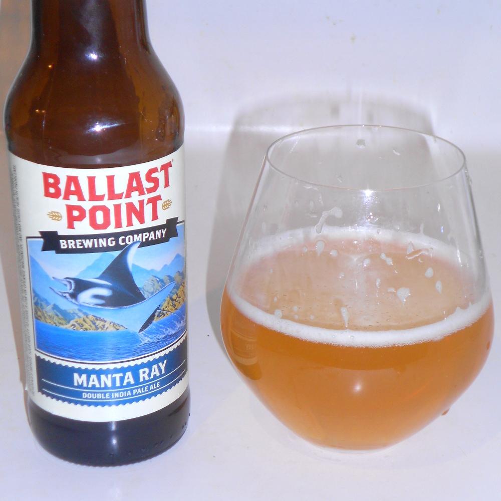 Ballast Point Manta Ray.JPG