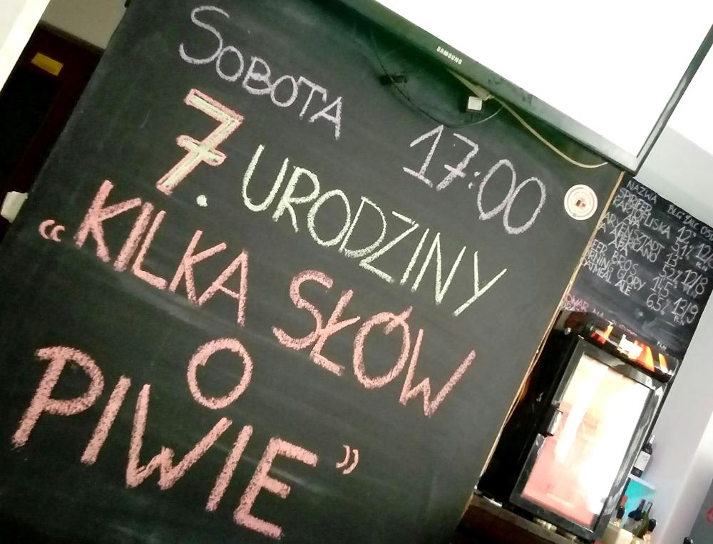 Kilka Slow o Piwie Koktajl Mokotowa (1)