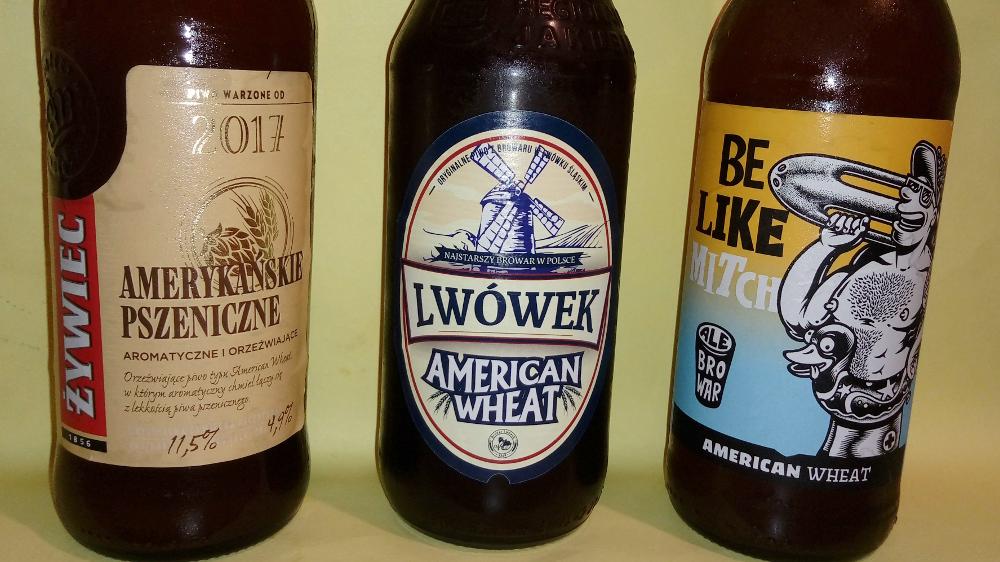 Zywiec Amerykanskie Pszeniczne Lwowek American Wheat (1)