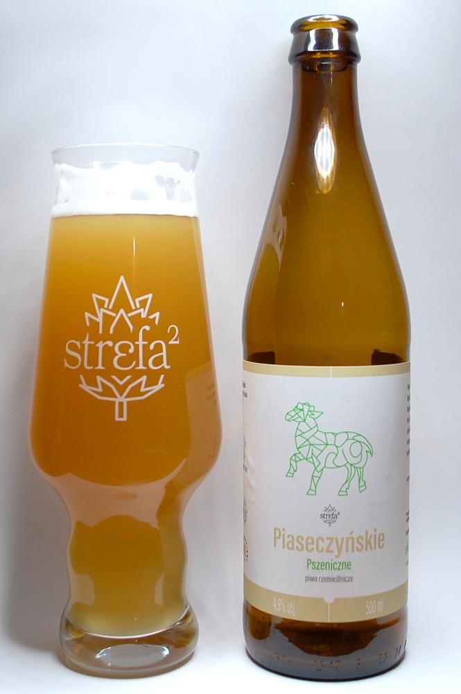 Piwo Piaseczynskie Pszeniczne.JPG