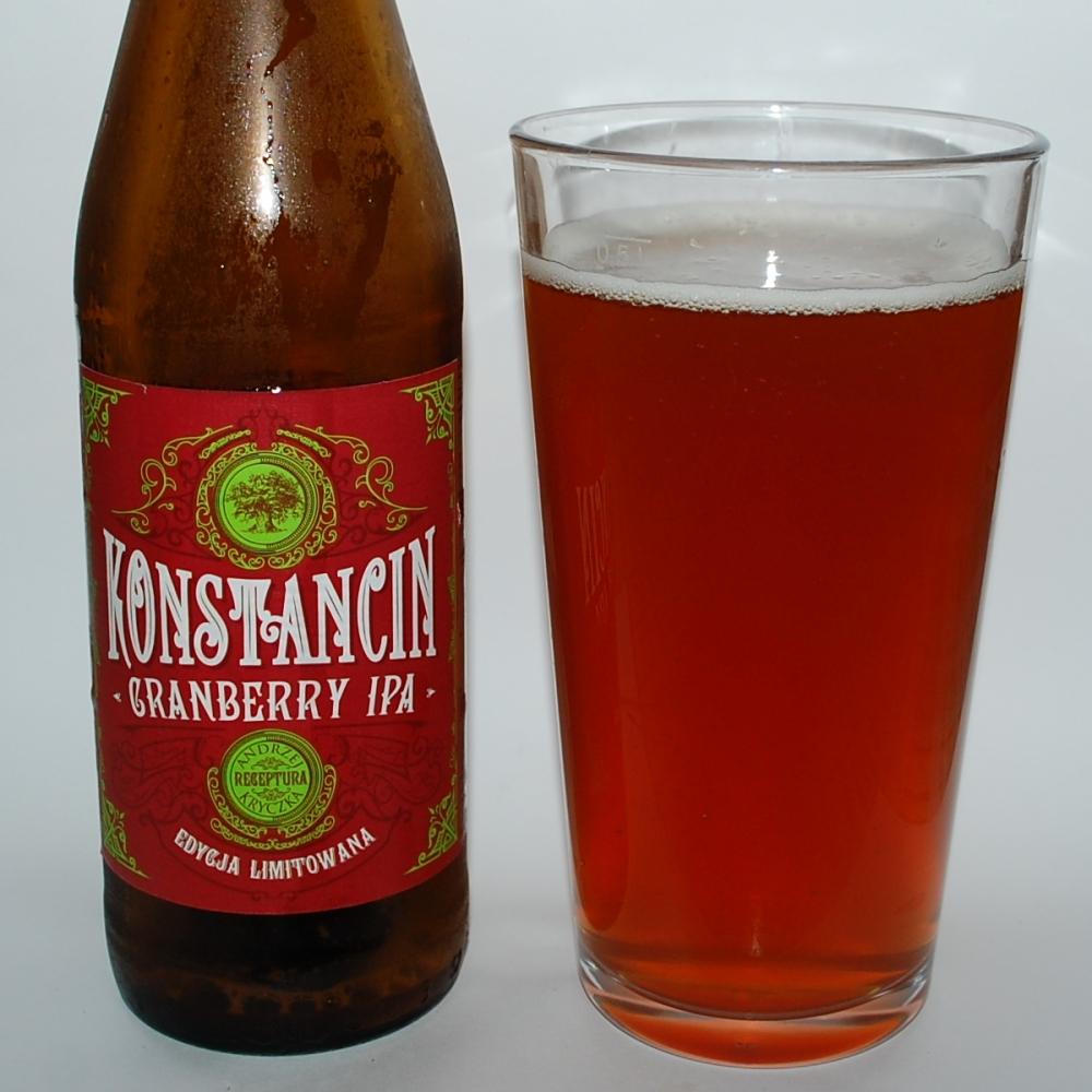 Konstancin Cranberry IPA.JPG