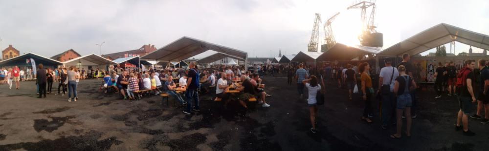 Szczecin Beer Fest 2018 Panorama