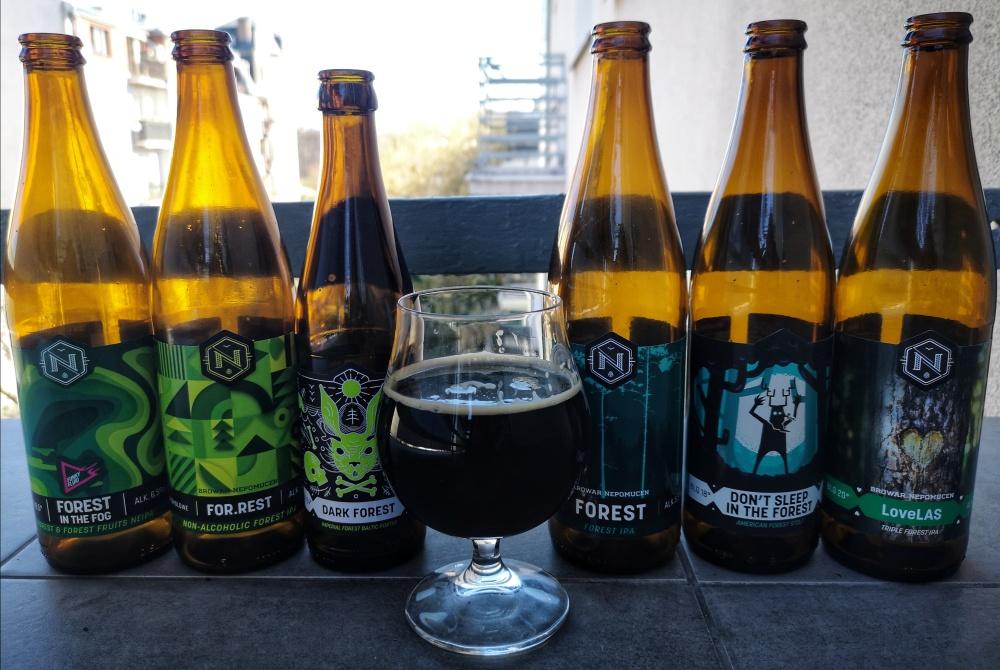 Leśne piwa Browar Nepomucen.jpeg